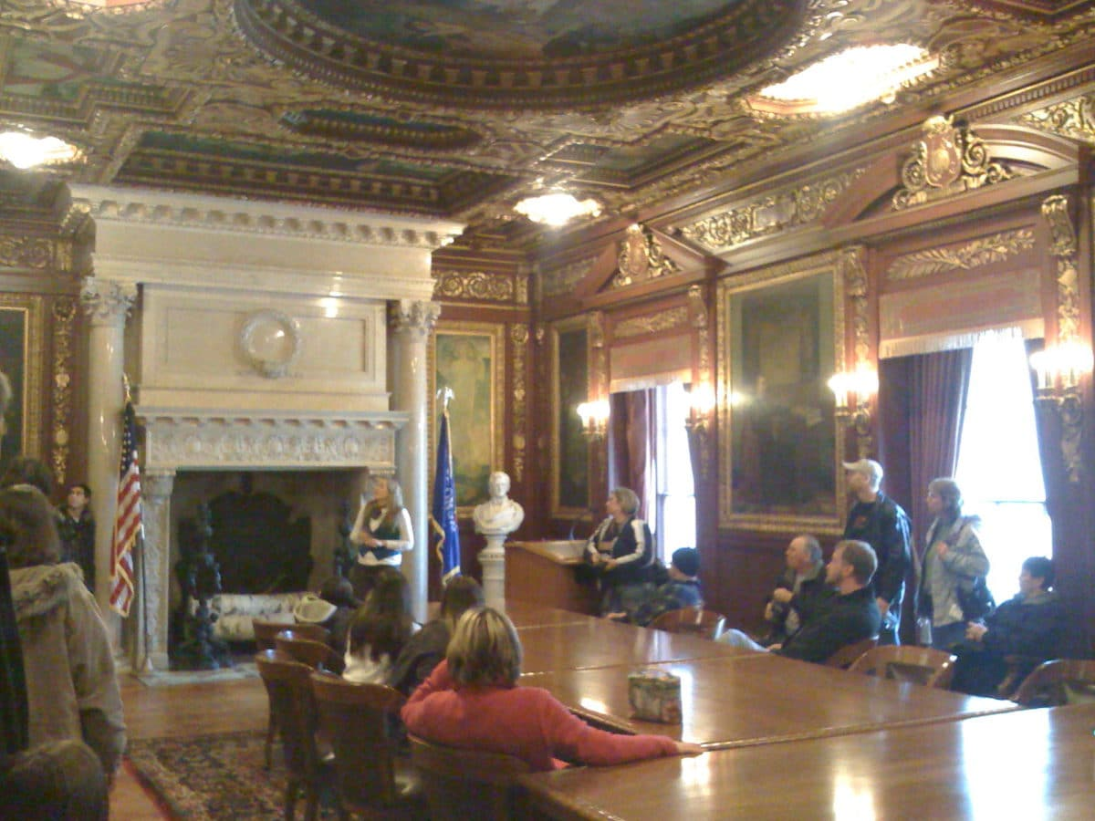 Governor's Conference Room