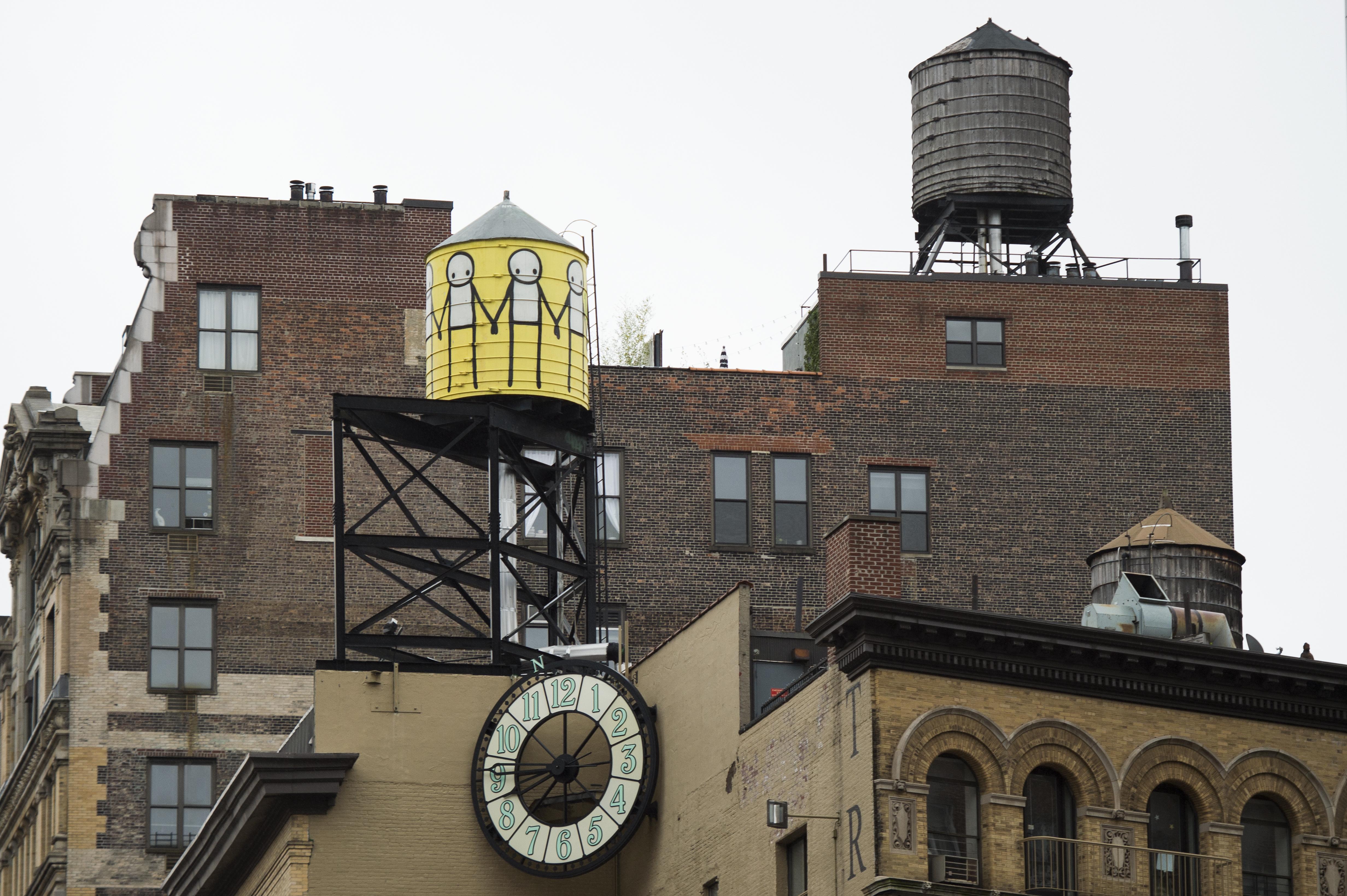 New York City Watertowers