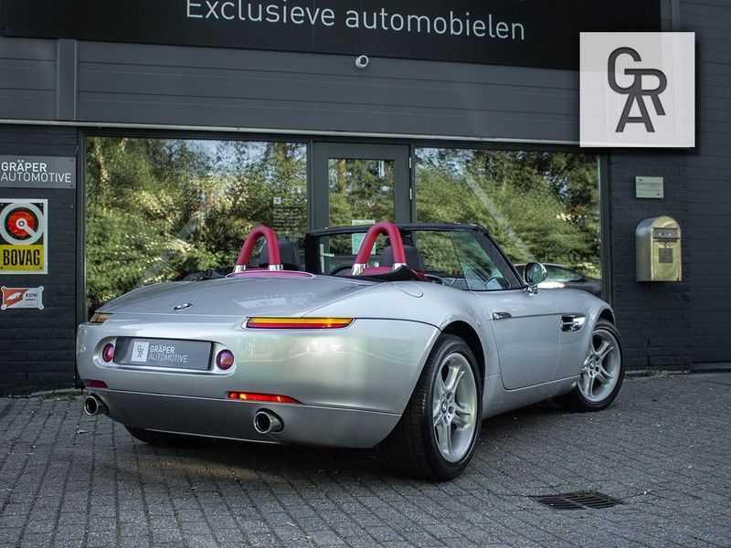 BMW Z8 | Rood leder | Origineel | Concours staat afbeelding 12