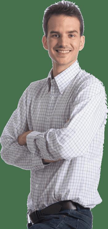 Romain, comptable en ligne chez Dougs