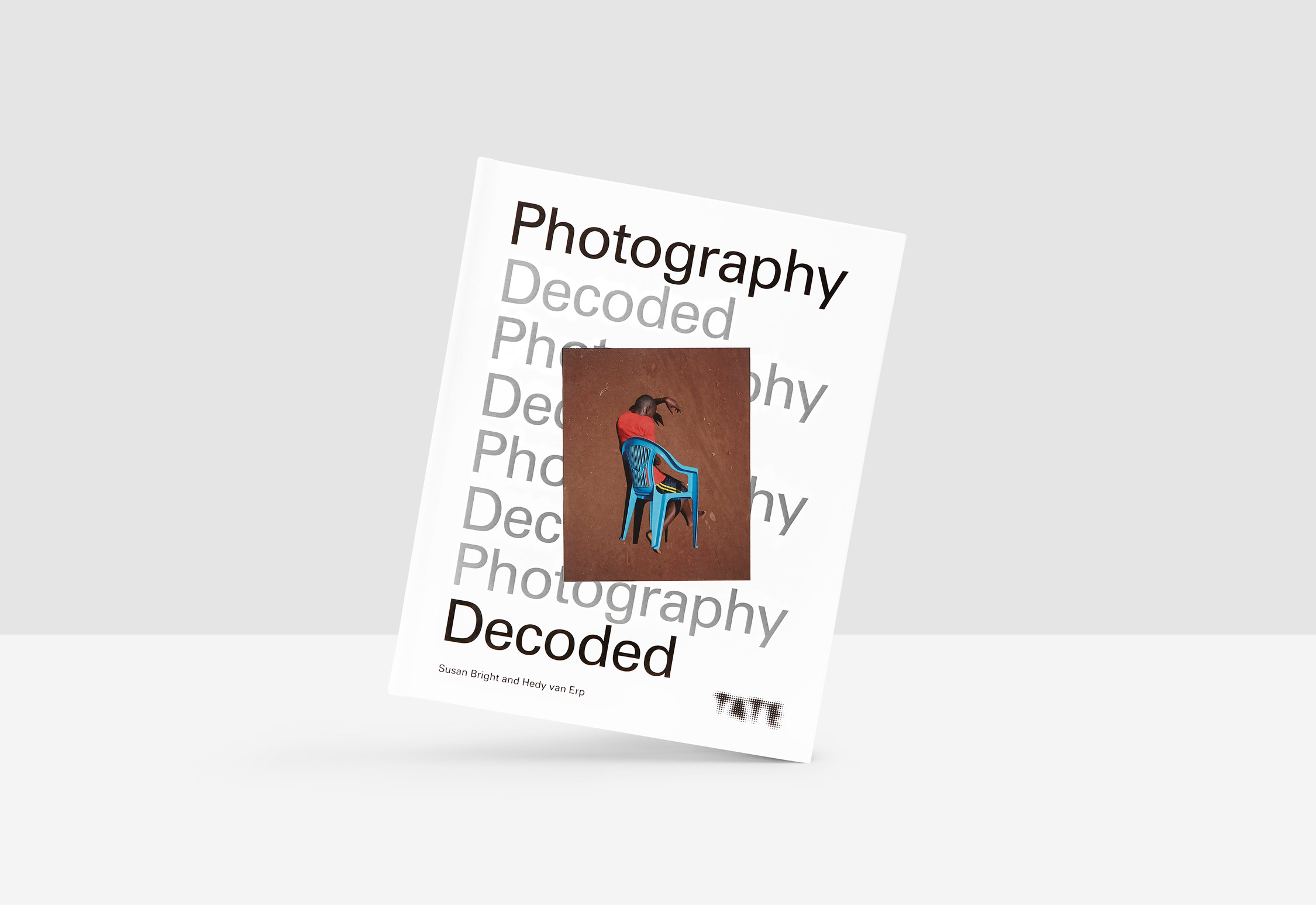 Photography Decoded Book Designed by She Was Only