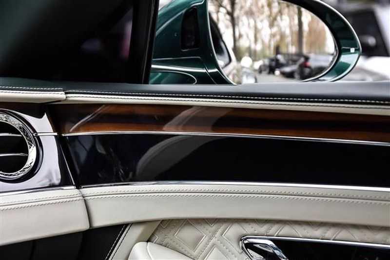 Bentley Continental GT W12 MULLINER MASSAGE+HEADUP+TOPVIEW afbeelding 20