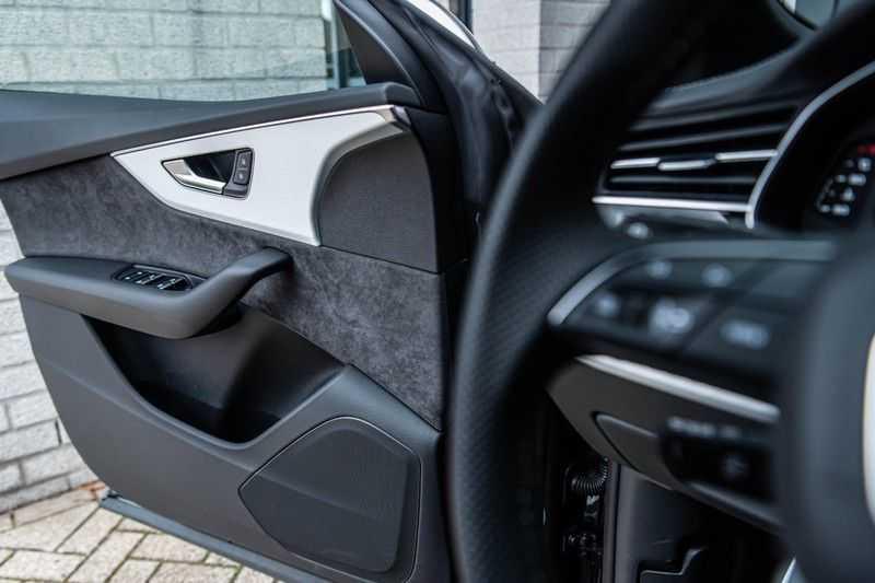 Audi SQ8 Quattro Pro Line S , 435 PK, Black/Optic, Head/Up, Pano/Dak, Valcona/Leder, S/Sportstoelen, 2020, 25DKM!! afbeelding 16