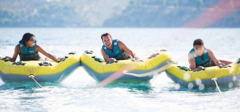 Meet the Family That Host the Best Watersports in Greece