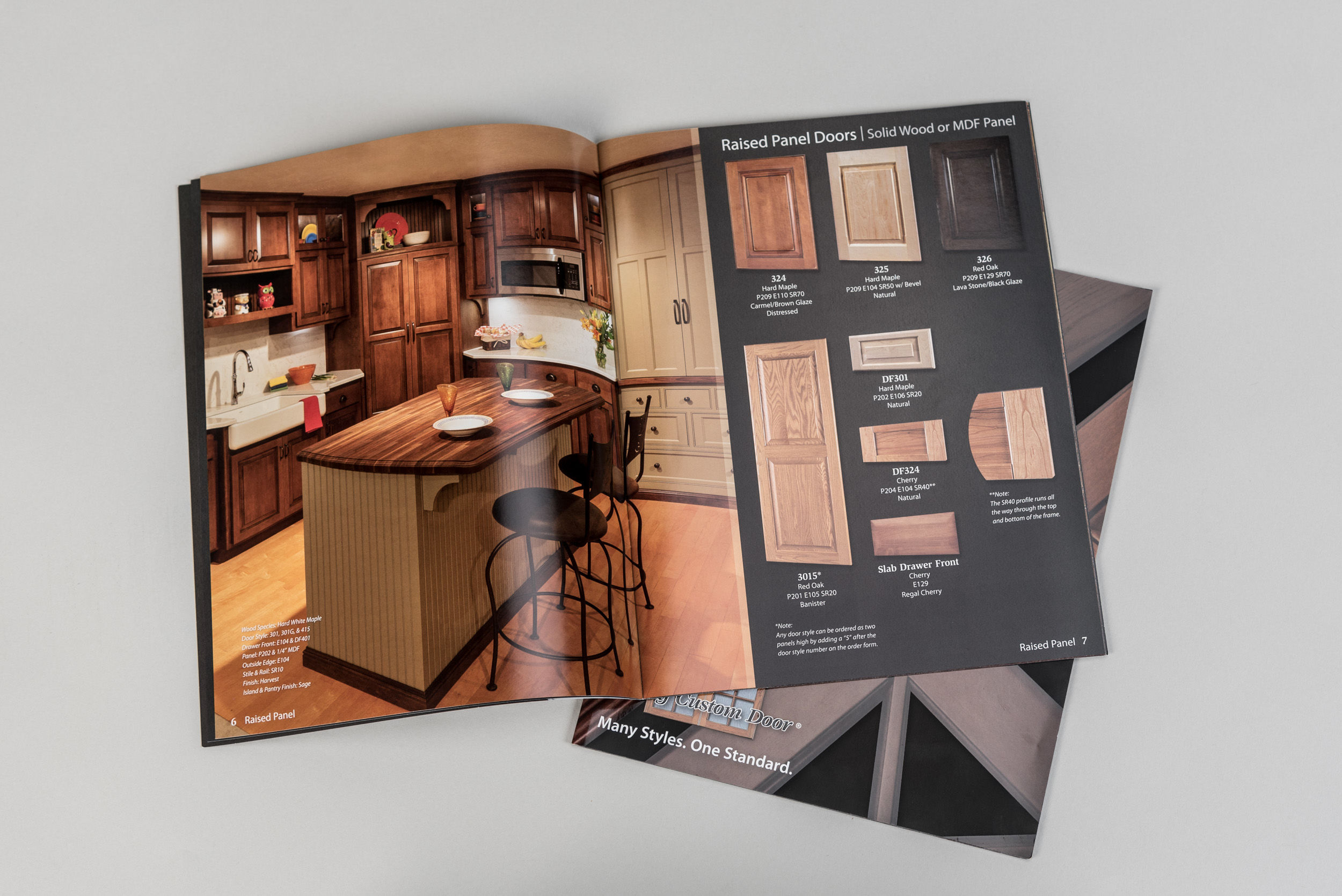 Valley Custom Door Product Catalog Open