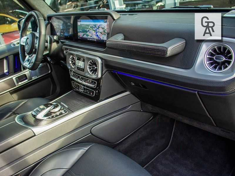 Mercedes-Benz G-Klasse G63 AMG | Schuif/kanteldak | Distronic Plus | AMG Perf. uitlaat | 22inch wielen | afbeelding 3