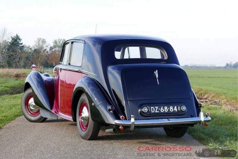 Bentley MARK VI Sports Saloon 4.25 Litre afbeelding 2