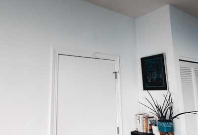 Hiome Door on a door