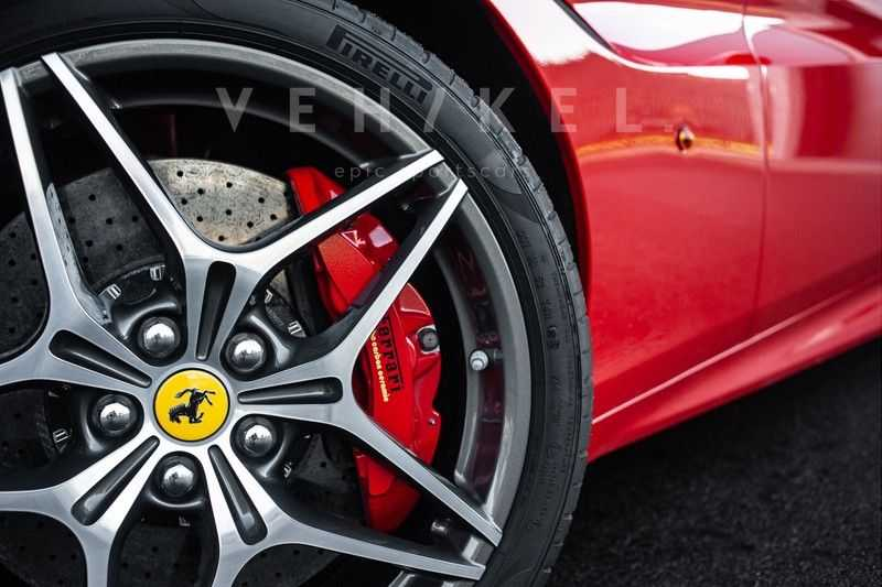 Ferrari California T 3.9 // Rosso Corsa // Onderhoudsgarantie afbeelding 15