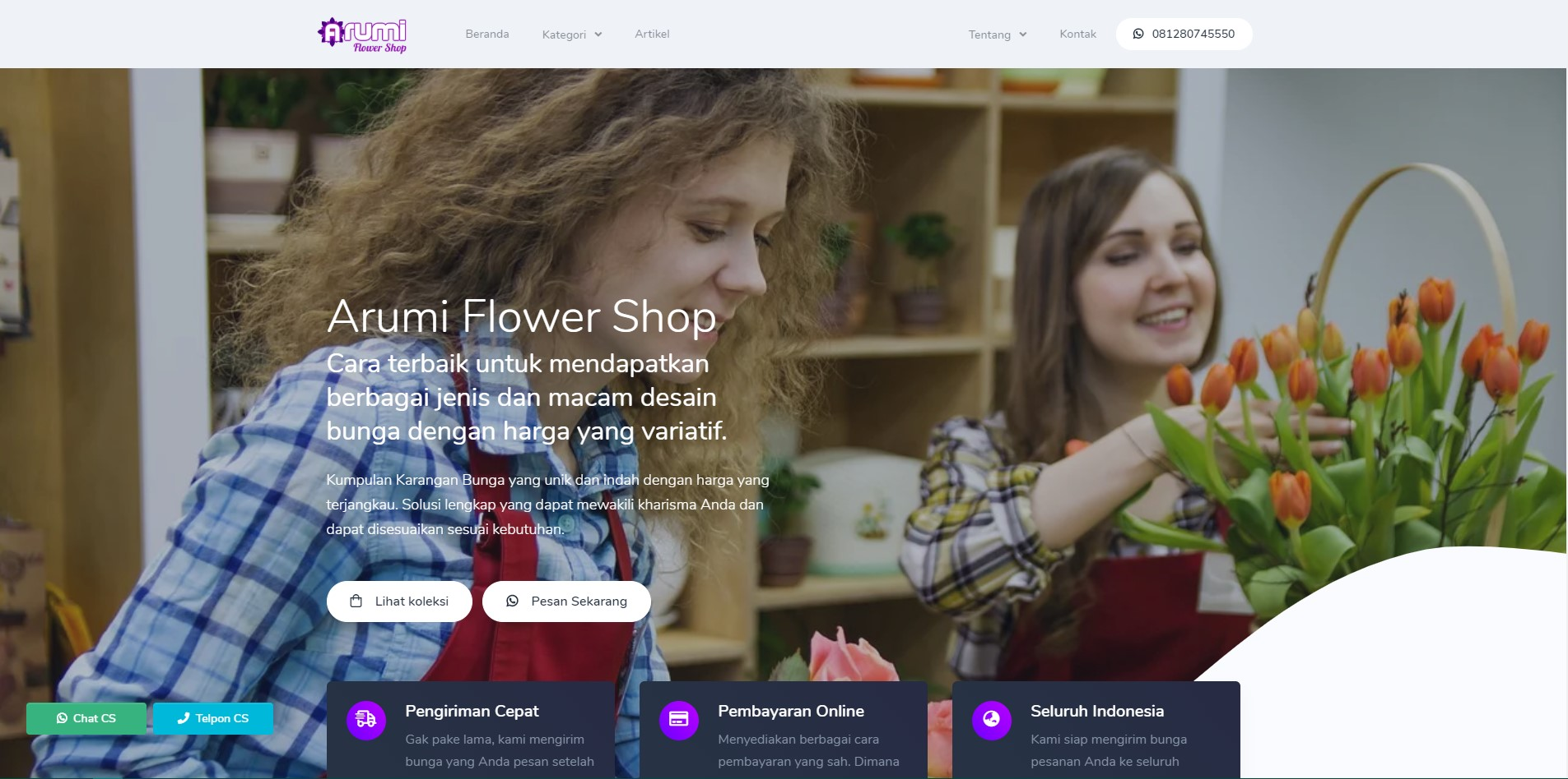 Arumi Flower Shop