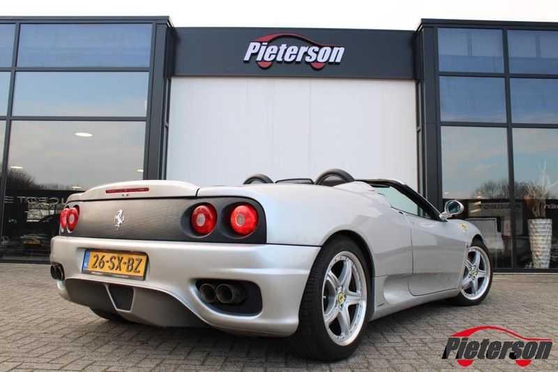 Ferrari 360 3.6 V8 Spider F1 Automaat Leder *Nette staat* afbeelding 20