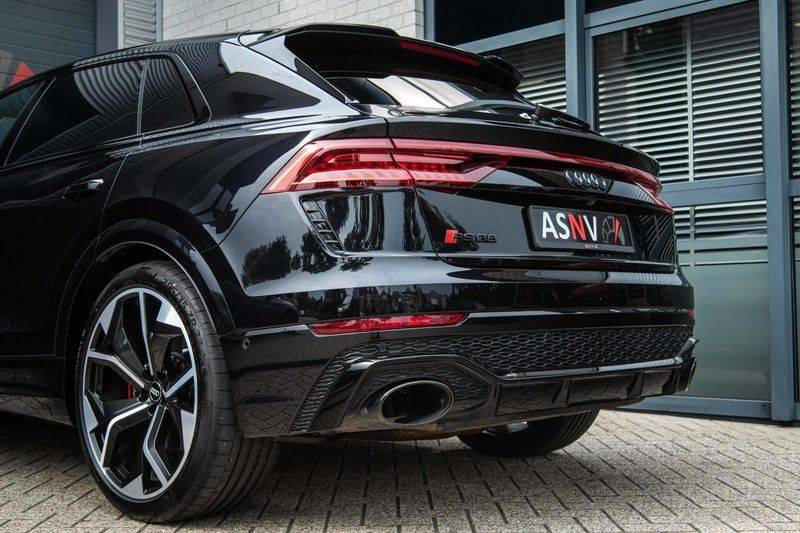Audi RS Q8 4.0 TFSI Quattro, 600 PK, RS-Dynamic Plus Pakket, Keramiek, Keyless, Stoelventilatie, Pano/Dak, BTW, Nw. Prijs €252K!! afbeelding 25