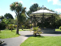 morrab gardens band stand