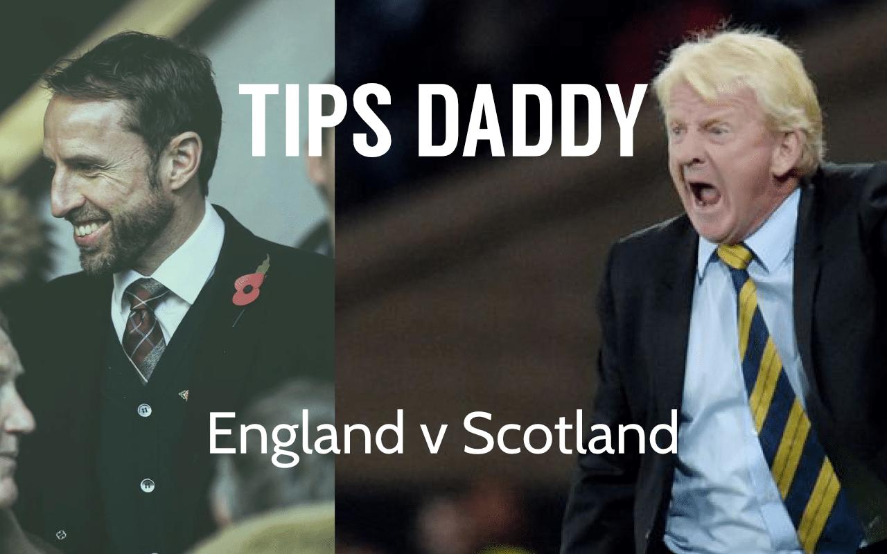 England vs Scotland Betting Tips