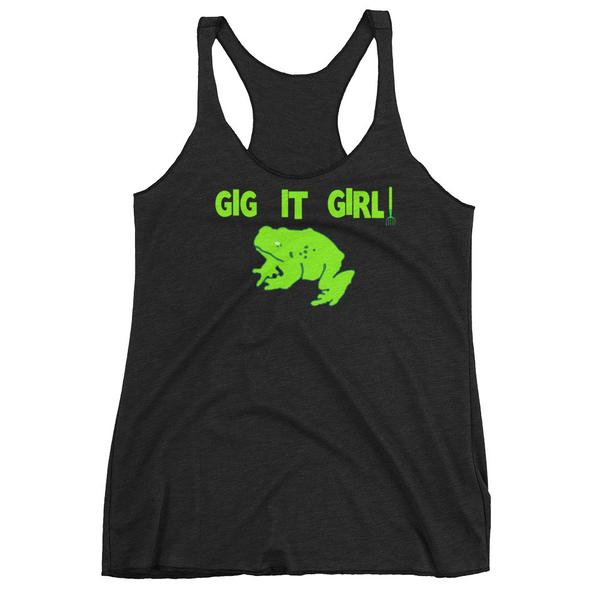 Frog Gigging Apparel for Women - Gig It Girl! - Hen Outdoors
