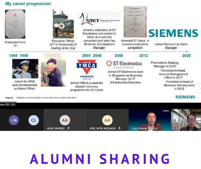 MTN Alumni