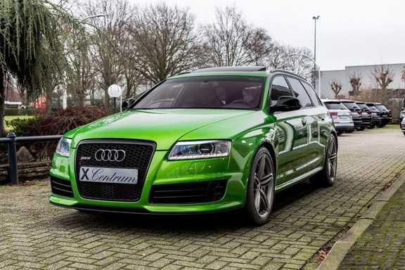 Audi RS6 5.0 TFSI V10 Plus 720PK Keramisch 1/500
