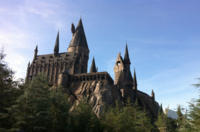 Hogwarts! Here I come!