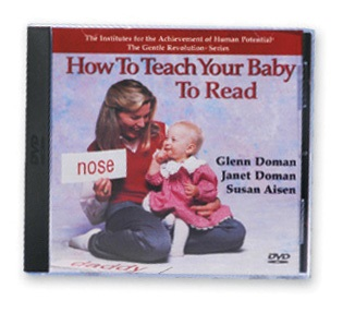 How To Teach Your Baby To Read DVD