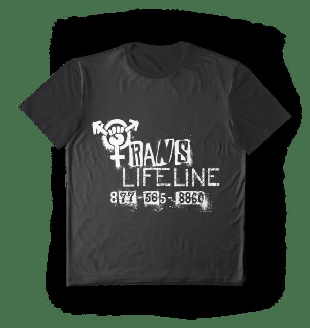 TransLifeline T-shirt