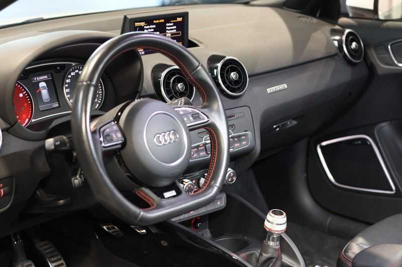 Audi A1 2.0 TFSI quattro 1 of 333 limited edition afbeelding 8