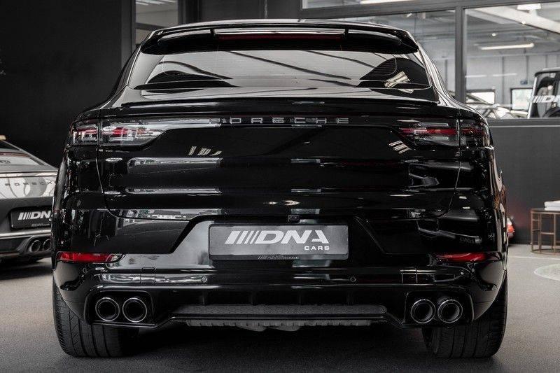 Porsche Cayenne Coupé Hybrid 22 Turbo Luchtvering Surround Camera ACC 3.0 E-Hybrid afbeelding 6