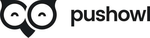 Pushowl logo