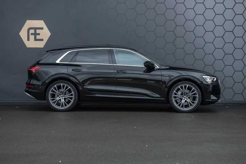 Audi e-tron 55 quattro Advanced Pro Line S 2019 4%+ Excl. BTW+ Full option afbeelding 5