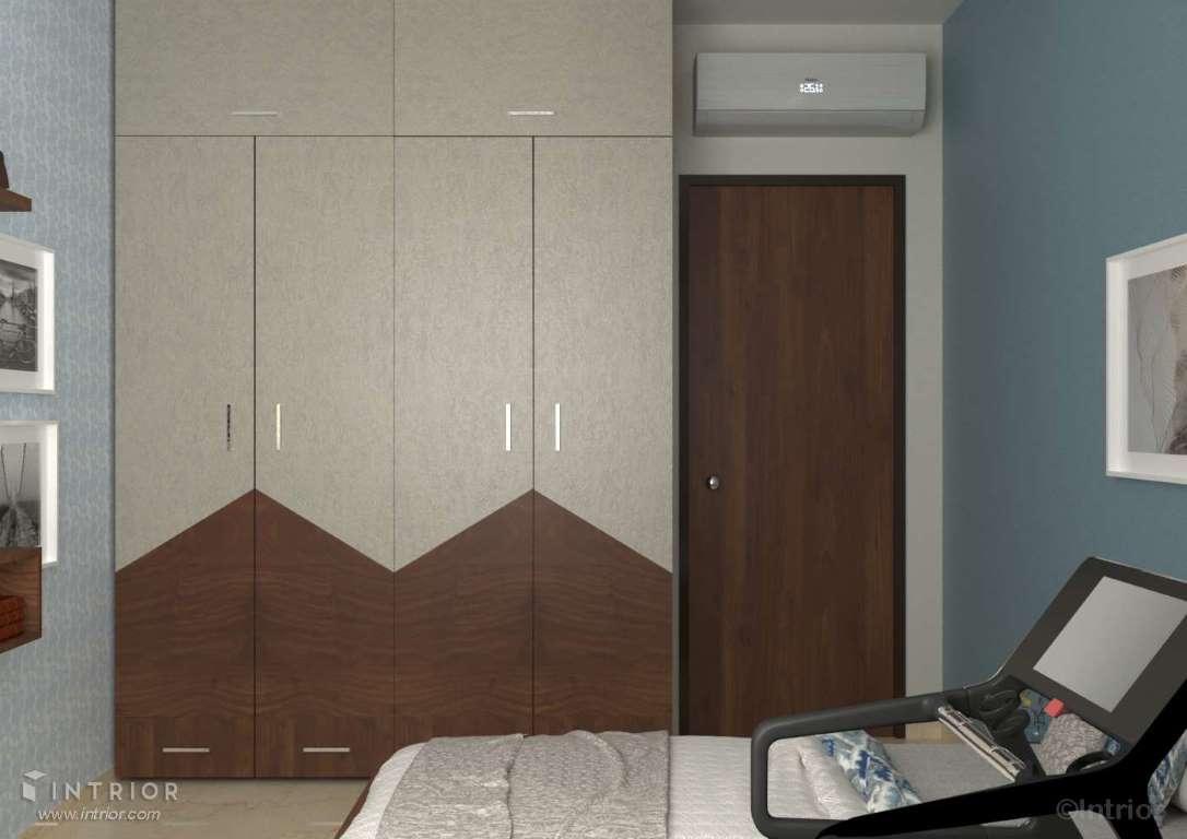 Guest Room Design Wardrobe Design
