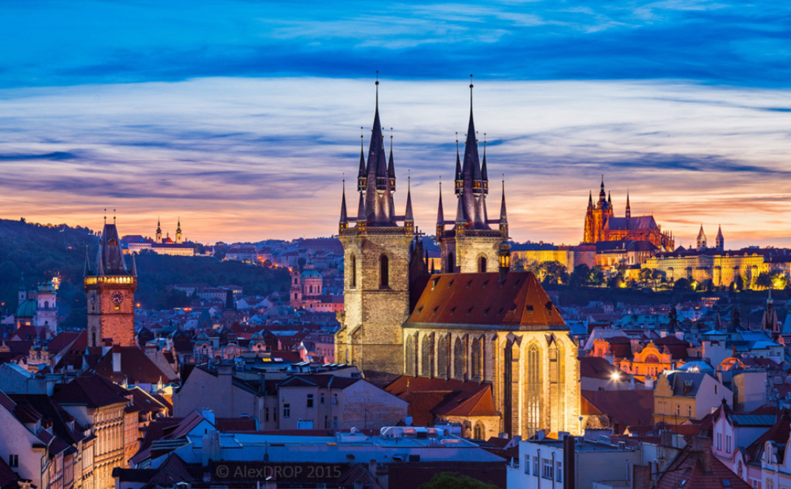 15 Books That Capture the Magic and Mystery of Prague