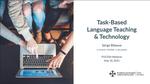 Task-based language teaching with technology
