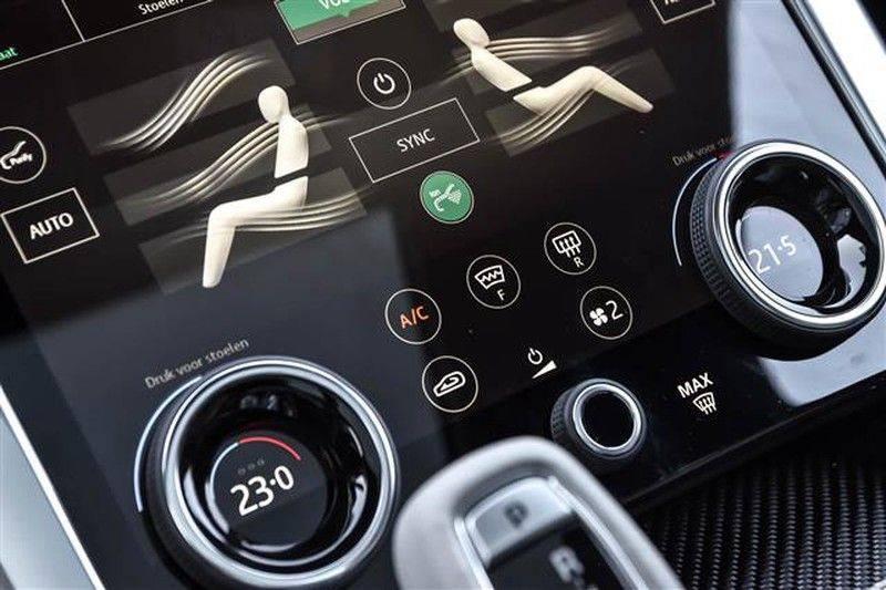 Land Rover Range Rover Sport 5.0 SVR CARBON+HEADUP+ACC+TR.HAAK NP.265K afbeelding 23