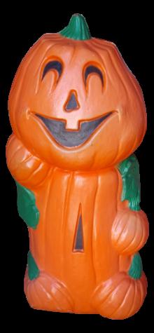 Mr. Pumpkin Man photo
