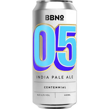 05|India Pale Ale – Centennial by Brew By Numbers