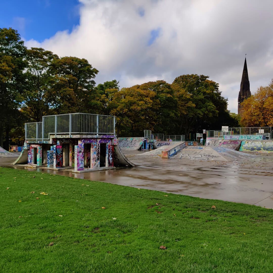 Woodhouse Moor/Hype Park Skate Park