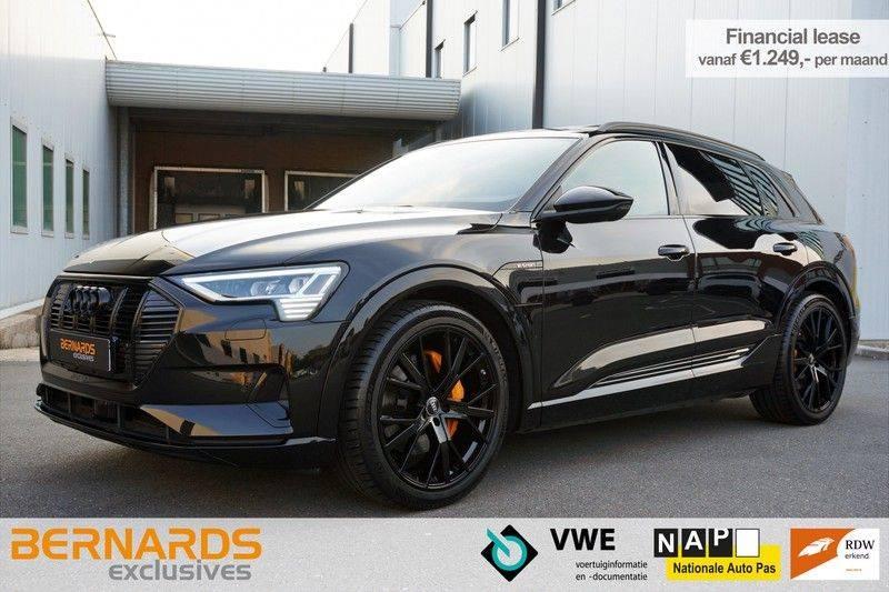 Audi e-tron 55 quattro *4% bijtelling *€180 netto bijtelling afbeelding 1