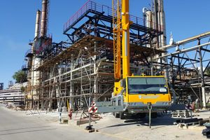 Projekt - Rafinerija nafte u Rijeci