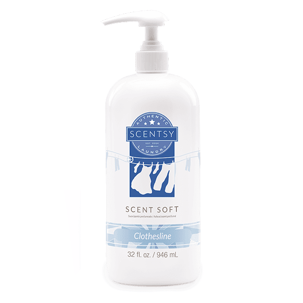 Picture of Clothesline Scent Soft Fabric Softener