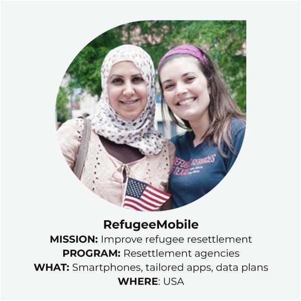 RefugeeMobile spotlight
