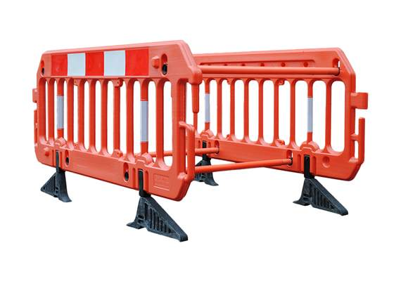 Vision Barrier Cross-Trench Image