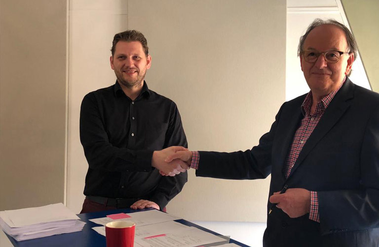 UMCG tekent contract