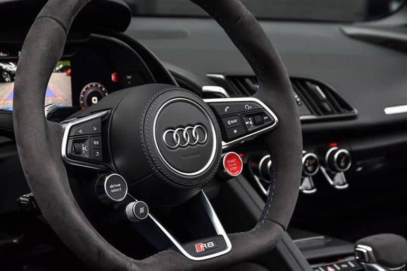 Audi R8 V10 PERFORMANCE B&0+SCHAALSTOELEN+CARBON NP.336K afbeelding 7