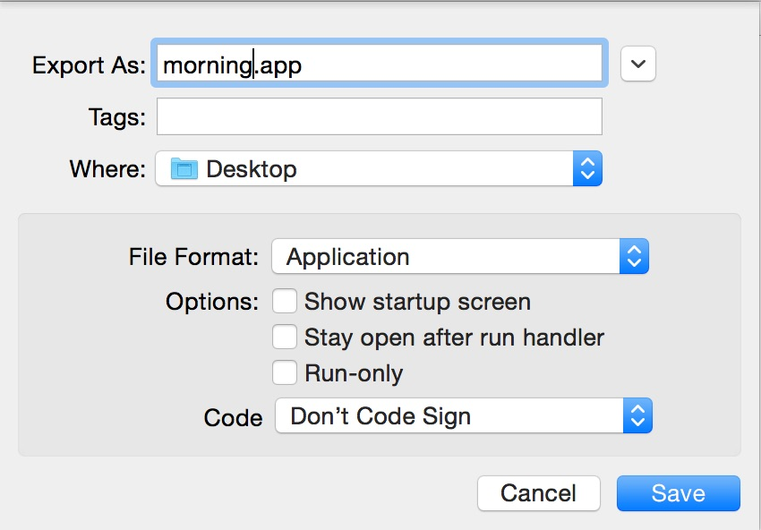 automate itunes with js