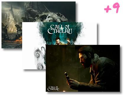 Call Cthulhu theme pack