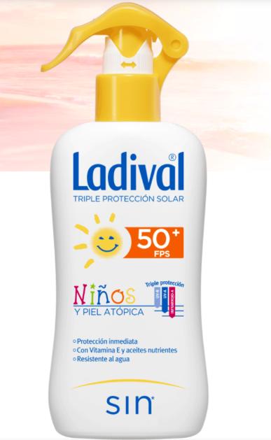 protector solar spray