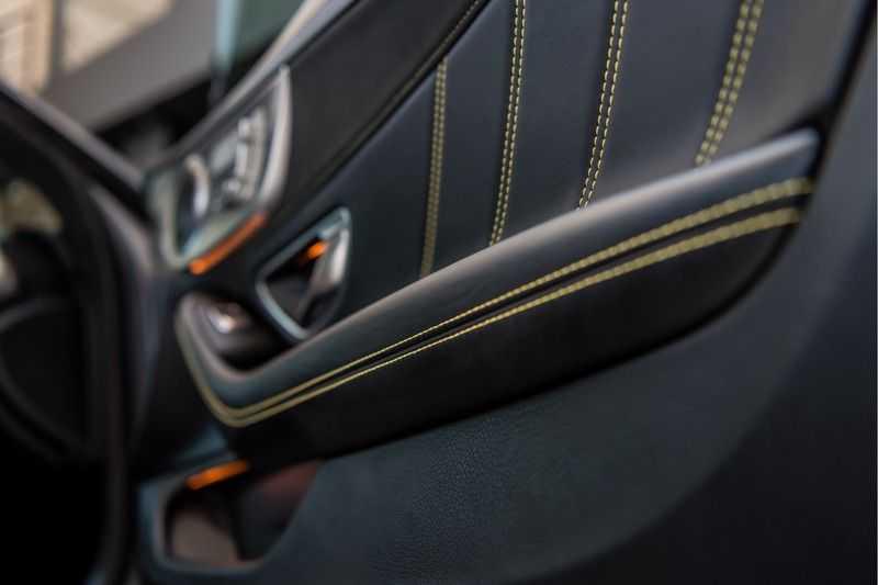Mercedes-Benz C-Klasse Coupé 63 S AMG Edition 1 Yellow   Keramiek   HUD afbeelding 21
