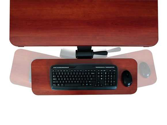 Versa Tables Keyboard Arm and Tray