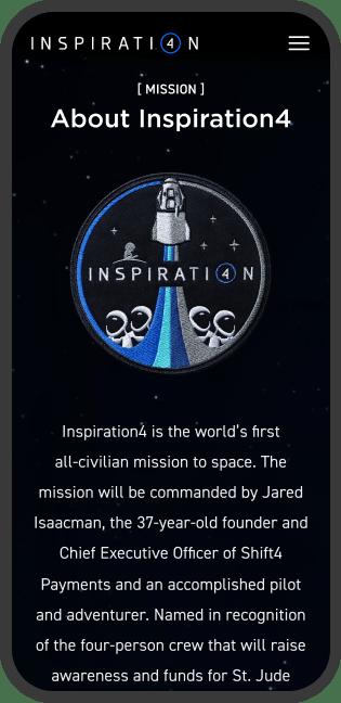 Inspiration4 mobile 2
