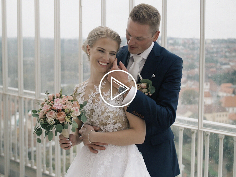 Soňa a Zdeněk svatební video