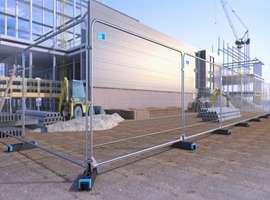 Heavy-Duty Round Top Anti-Climb Fencing Panels